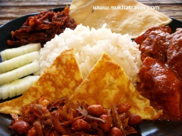 ẩm thực malaysia du lich
