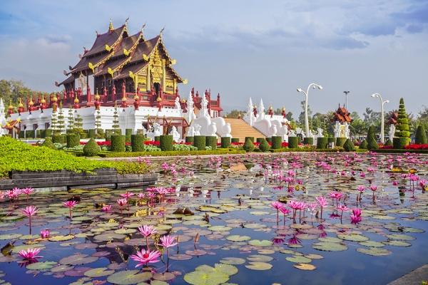 Đi Chiang Mai (Thái Lan) _ Tìm lại chính mình!