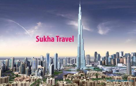 du lịch Dubai - Abu Dhabi