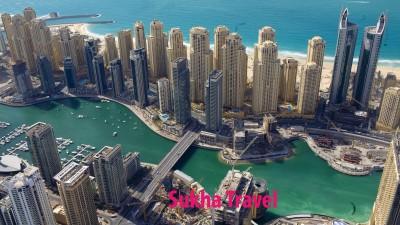 du lịch Dubai - Abu Dhabi - Sukha Travel (9)