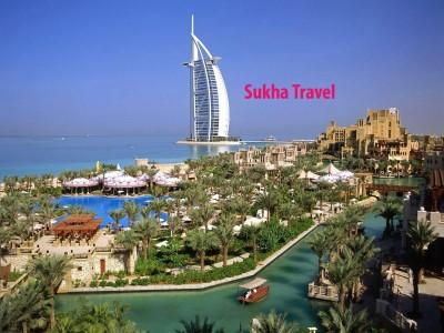 du lịch Dubai - Abu Dhabi - Sukha Travel (17)