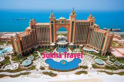 du lịch Dubai - Abu Dhabi - Sukha Travel (8)